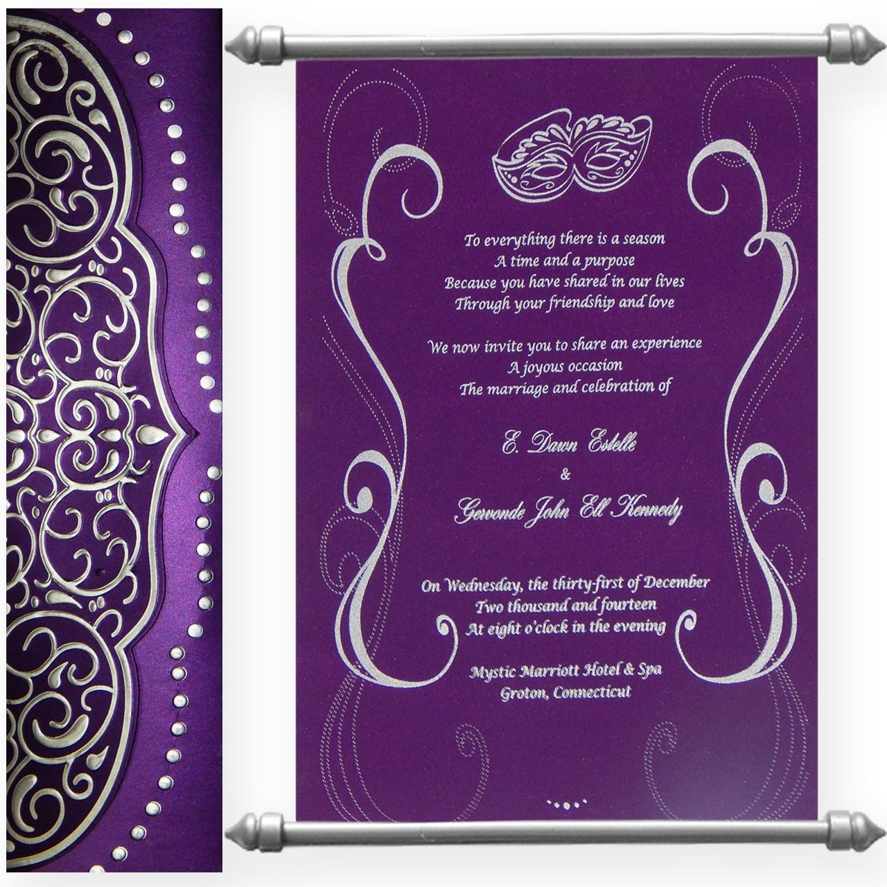 Indian Wedding Invitations Online With Variety Of Options To Chose From